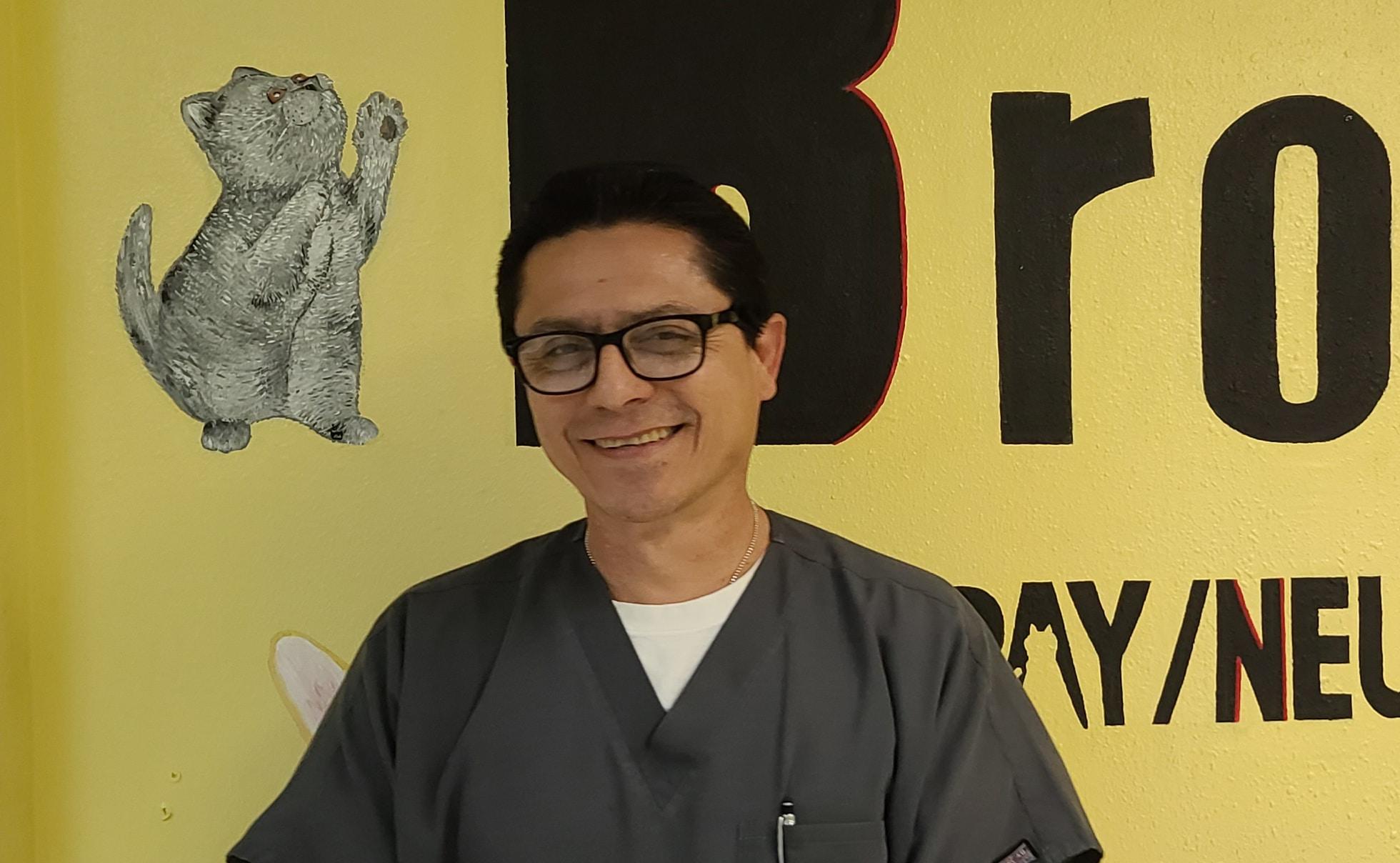 Hernan G. Sandoval