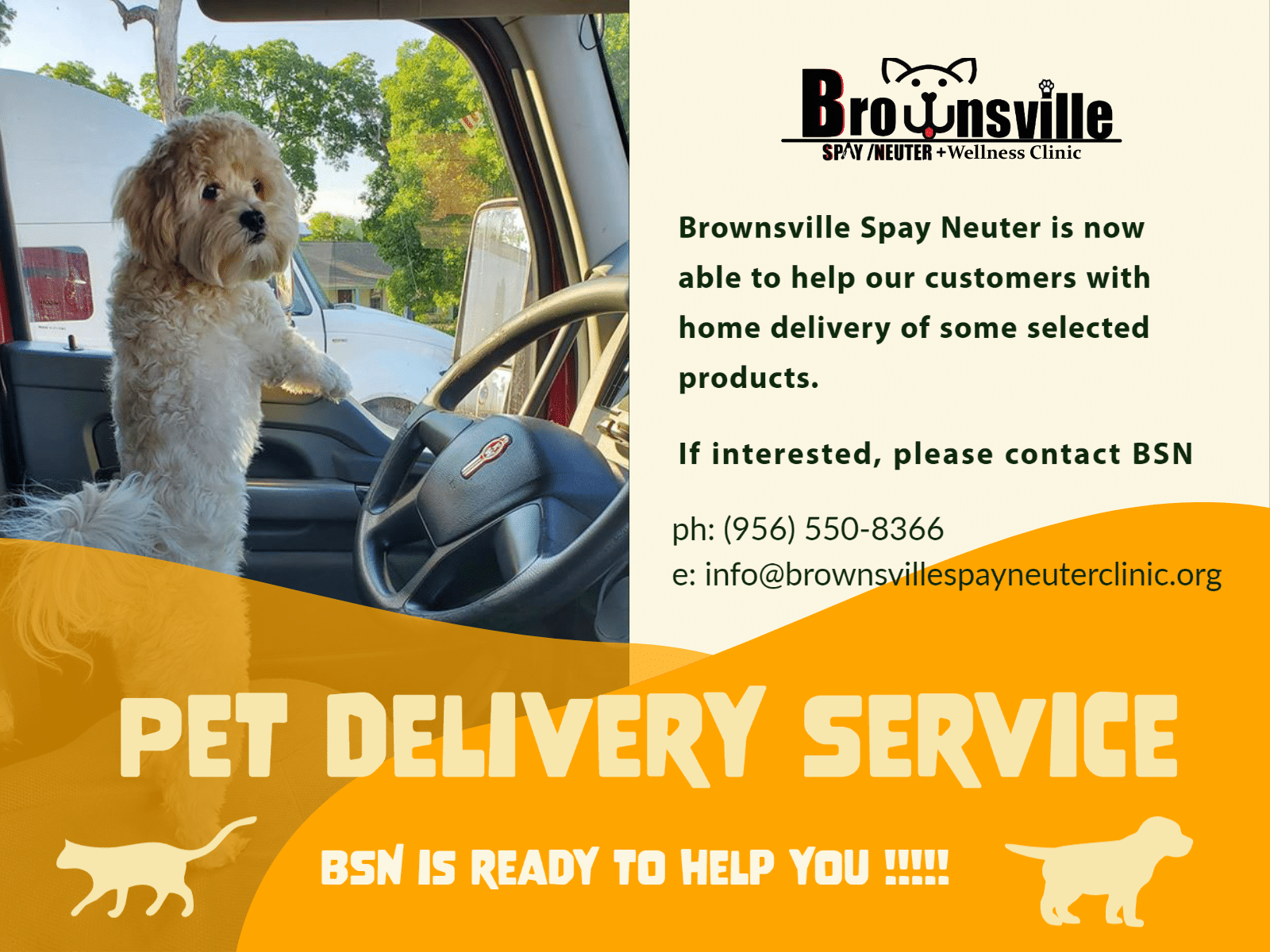Pet Home Delivery